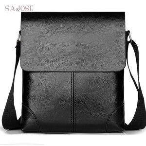 Crossbody Bag For Men Leather