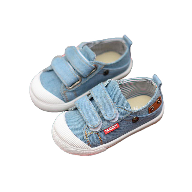 Lindo bebé causal shoes zapatos de lona transpirable deporte ocio sneaker shoes para 1-3yrs bebé recién nacido infantil del niño de prewalker shoes