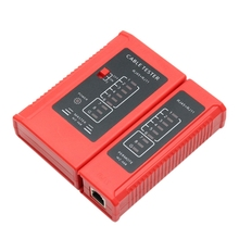 HOT-Network Rj45 Tester Tool Wire RJ11 Rj12 8p 6p Line Telephone 8p8c 6p4c Ethernet Cable Main Remote Serial Test