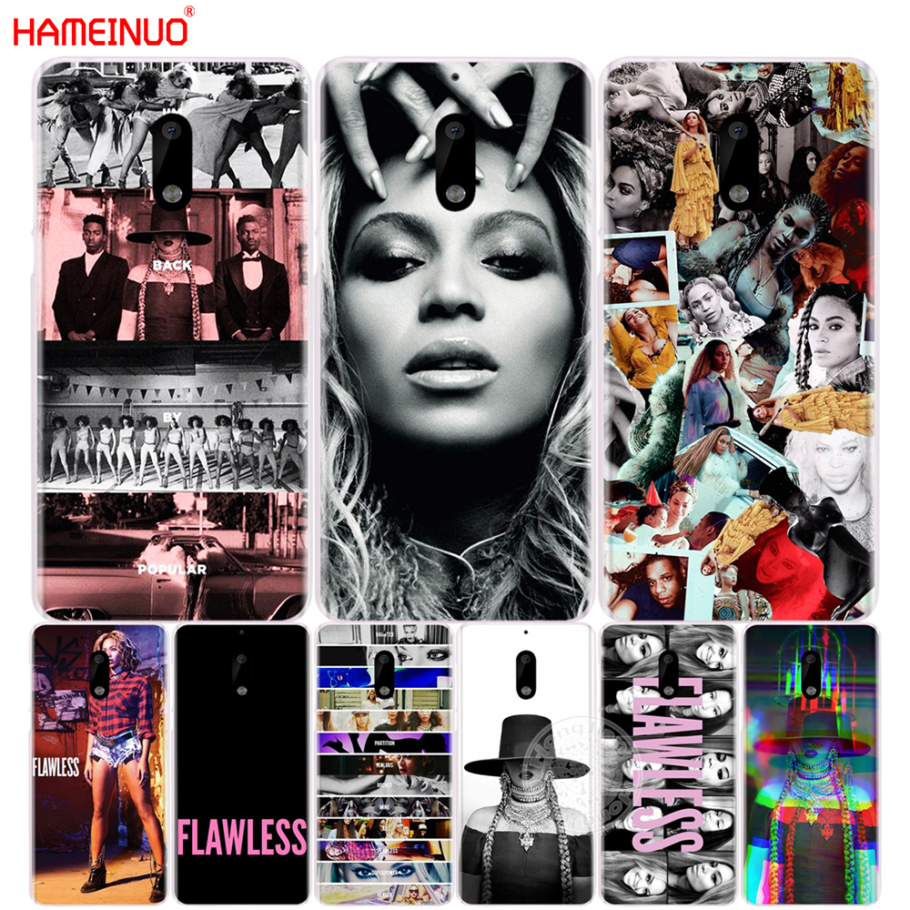 HAMEINUO Beyonce Flawless cover phone case for Nokia 9 8 7 ...