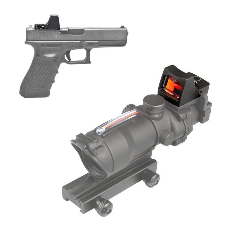 Tactical RMR Reflex Red Dot Sight Scope without OnOff Button RL5-0033-20