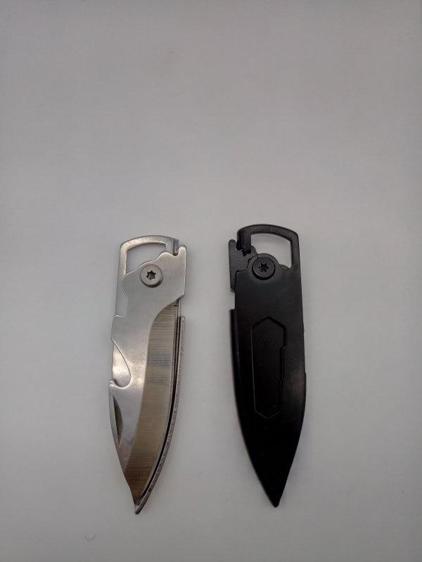 Tasku nuga võti roostevabast terasest mini multi Funktsionaalne - Käsitööriistad - Foto 2