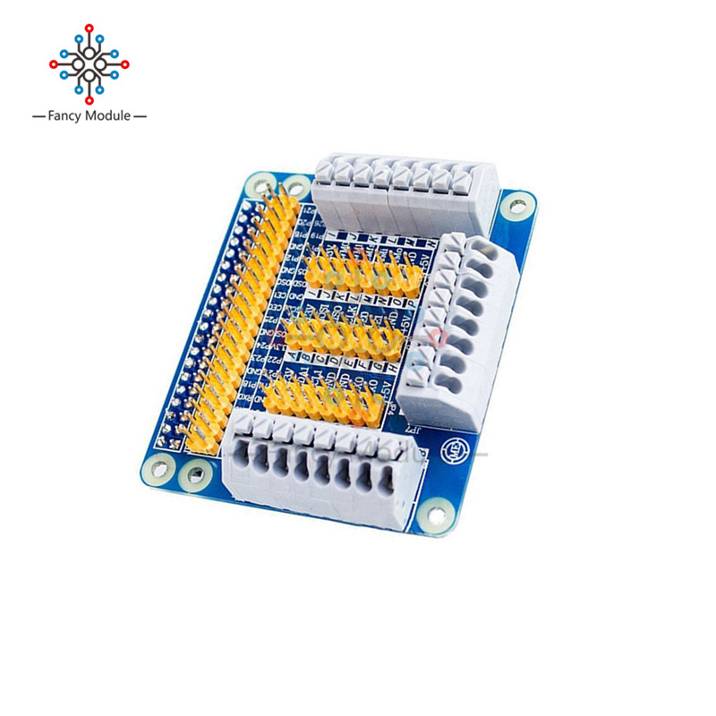 Raspberry <font><b>Pi</b></font> <font><b>3</b></font> GPIO Extension <font><b>Board</b></font> Shield Multifunctional For Raspberry <font><b>Pi</b></font> 2 <font><b>Orange</b></font> <font><b>Pi</b></font> PC Banana <font><b>Pi</b></font> GPIO Adapter Plate image