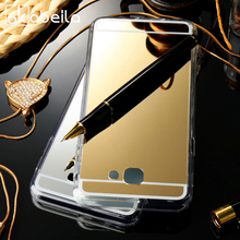 AKABEILA Mirror Case For Samsung Galaxy J5 J7 Prime Bag Cover On5 On7 2016 G570F G610F SM-G570F/DD SM-G610F/DD G6100 Case Covers