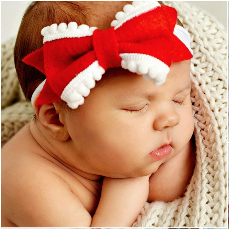 Baby Headband Beautiful Bow Tie Head Band Children Elastic Hairband Turban Knot Headwrap Baby Girl Hair Accessories