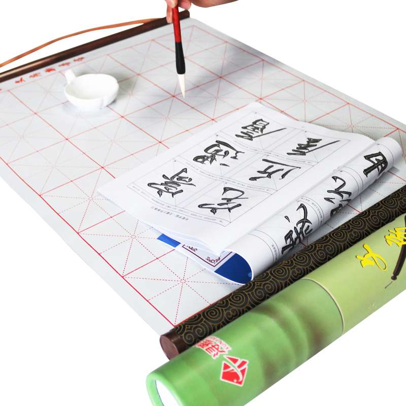 Magical million times Reel Calligraphy Pen suit Calligraphy Supplies Beginner exercises disappear automatically chinese china 5000 chinese characters word pen copybook hard pen calligraphy copybook learn writing supplies for china lovers 2017