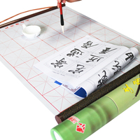 Magical million times Reel Calligraphy Pen suit Calligraphy Supplies Beginner exercises disappear automatically chinese china