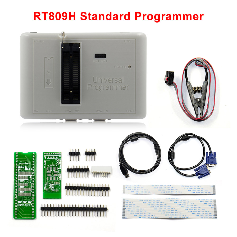 100 Original RT809H Programmer with Newest Software Best Quality