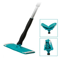 Rotating Mop 360 Spin Twist-Mop Hard Floor Cleaning Easy Bucket Dust Magic Microfiber Cleaner Self-wringing Reusable Mops