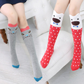 Girl Stocking 2017 New Design Brand Autumn Cartoon Baby Tights Cotton Cute Children Winter Infant Pantyhose Lovely Kid Stockings