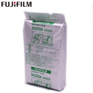 Image 3 - 10   200 גיליונות Fujifilm Instax מיני לבן סרט מיידי נייר צילום פוג י Instax מיני 11 8 9 7s 9 70 25 50s 90 מצלמה SP 1 2