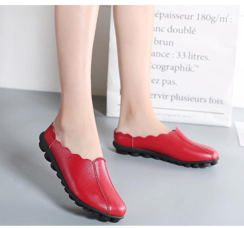 LL 982 Spring Autumn Women Loafers-10