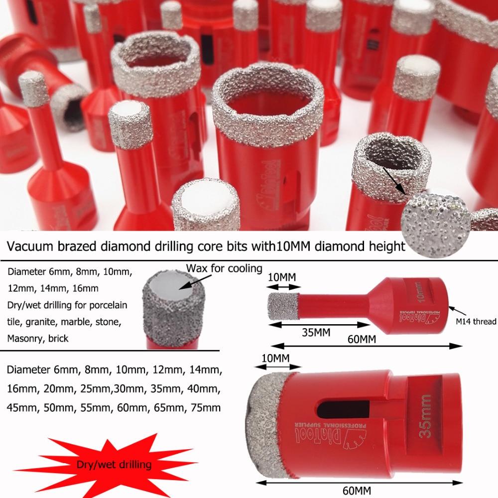 1pc Dia 100mm Diamond Drilling Core Grinding Drill Bits M14 Hole Saw Cut Stone