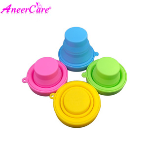 Image 1 - 25pcs esterilizador copa menstrual aneercare menstrual cup sterilizer folding cup copa menstrual de silicona medica