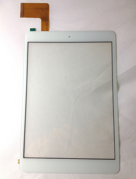 New 7.85 inch Digitizer Touch Screen Panel glass For QBEX tx240 tablet PC Free shipping original new 10 1 inch touch panel for acer iconia tab a200 tablet pc touch screen digitizer glass panel free shipping