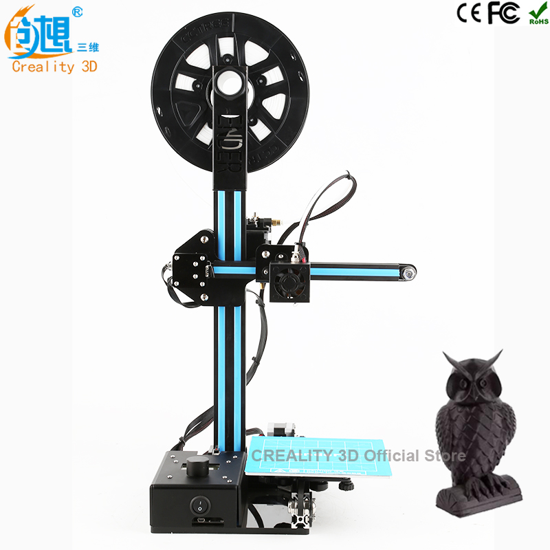Anniversary Sale CREALITY 3D Cheapest 3D Printer Ender 2 Large Printing Size 3D Metal Printer With