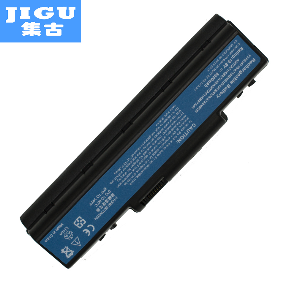 JIGU Laptop Battery For <font><b>Acer</b></font> Aspire 4310 4336 4520G 4710 4715Z <font><b>4736</b></font> 5235 4730 4730Z 5338 5535 4320 5334 4720G 5536G 5732Z 5735 image