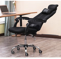 High quality home office mesh staff chair can lift and can rotate can lie rotatable computer seat 4 colors optional.