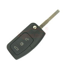 Keyless Entry Remote Key 3 Button 433MHz With Chip 4D63 3M5T15K601AB For Ford Focus Mondeo C Max S Max Galaxy Fiesta 2005 2011 ford five hundred 4 four button keyless entry remote free programming included