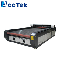 China homemade cnc laser fabric cutting and engraving machine/ cnc cutting machine