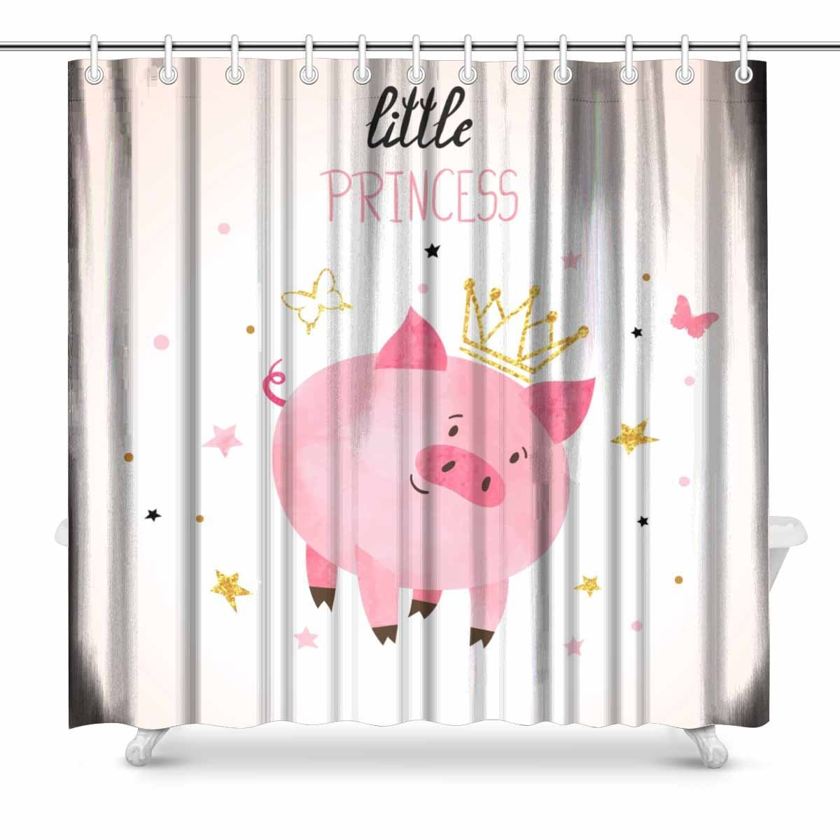 Shower Curtains 72x72 Watercolor Dolphin Shower Curtain Set