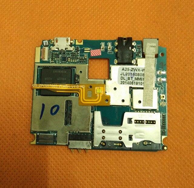 Utiliza placa base placa base 1g ram + 8g rom original para zopo zp780 5.0 pulgadas qhd mtk6582 quad core envío gratis
