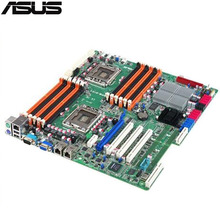 original Used Server motherboard For ASUS Z8PE-D12 5520 Support 1366 W5500/X5500/E5500/L5500 Maximum DDR3 96GB 12*SATAII ATX