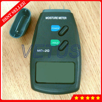 MD 2G Digital Wood Moisture Meter Firewood Damp Tester 2 Pin LCD Display moisture measure instrument