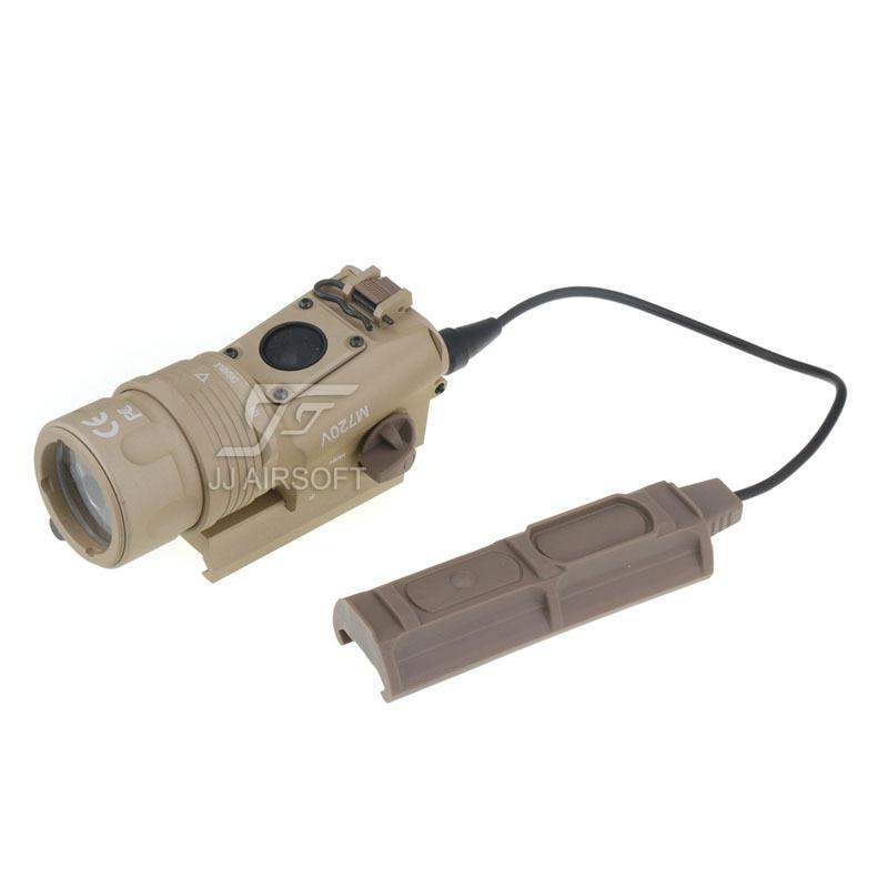 ACI SF M720V WeaponLight / Flashlight (Tan)