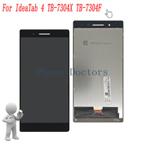 7 0 Inch LCD DIsplay Touch Screen Digitizer Assembly For Lenovo IdeaTab 4 TB 7304X Tab