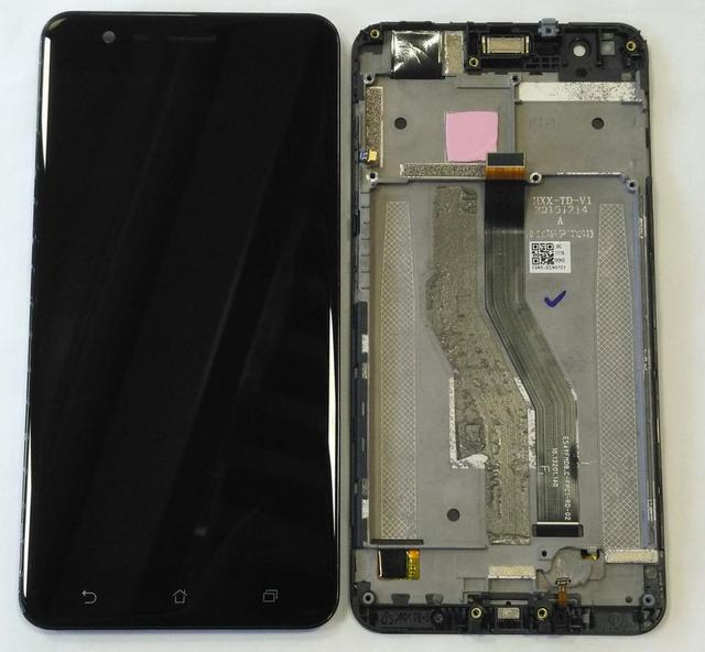 """100% Tested5.5"""" For ASUS ZenFone 3 Zoom ZE553KL LCD Screen Display Touch Digitizer Screen Assembly For ASUS ZenFone 3 Zoom+Tools"""