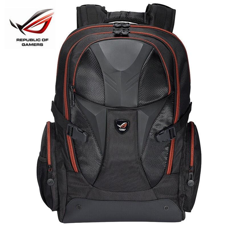 ASUS ROG Nomad Game Backpack 17inch Black Laptop Bag Notebook Computer Large Capacity For Men Women