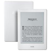 Kindle 8 Beyaz 2016 sürümü Dokunmatik Ekran Özel Kindle Yazılım Wi-Fi 4 GB eBook e-mürekkep ekran 6-inch e-kitap okuyucular