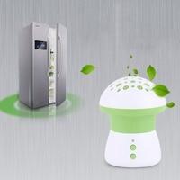 Negative Ion Ionic Car Fresh Air Purifier Cleaner Ozone Generator Car Air Freshener Multifunction Lonizer Home