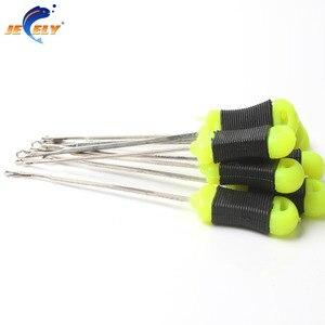 Carp fishing bait harpoon needle tool for making carp fishing rigs terminals fishing bait hook needle kit(China)