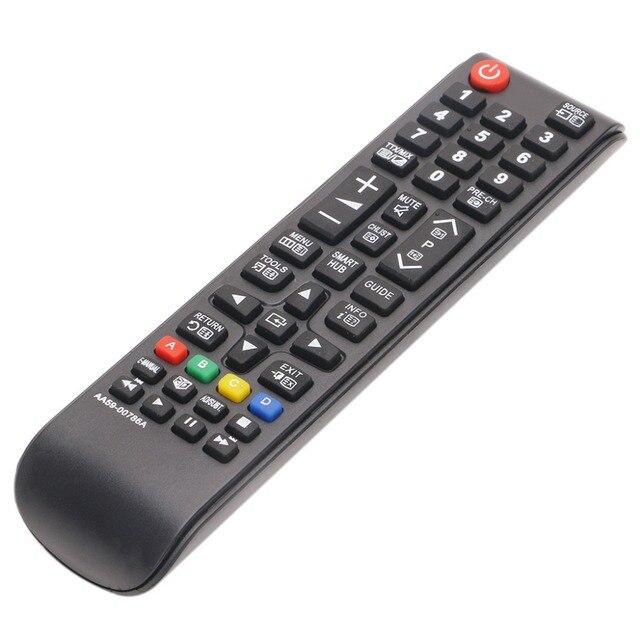 intelligent t l commande utiliser pour samsung tv led. Black Bedroom Furniture Sets. Home Design Ideas