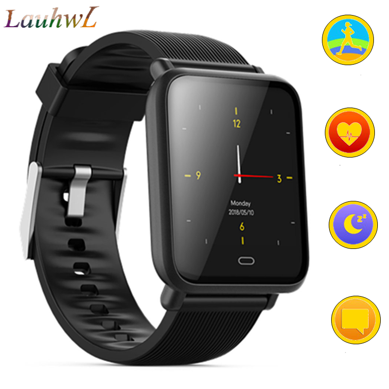 Q9 Smart watch Blood Pressure Heart Rate Sleep Monitor Fitness Trakcer Sport Men Women Bracelet for Android IOS huawei xiaomi