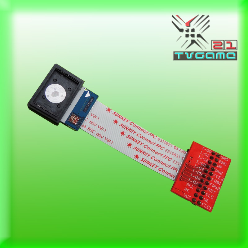 32pin 360 Clip TSOP NAND Flash For Ps3 Progskeet Original