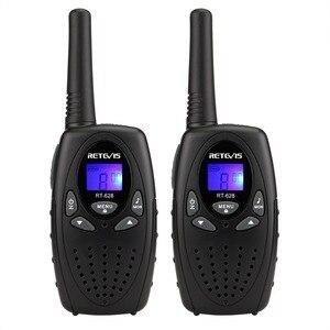 Image 2 - RETEVIS RT628 Mini Walkie Talkieเด็ก2Pcs PMR Handyวิทยุ4สีวันเกิดคริสต์มาสของขวัญของเล่นwalkie Talkie