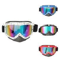 New Motorcycle ATV Dirt Bike Racing Dirt Bik Anti UV Ski Skiing Goggles Glasses Men Women