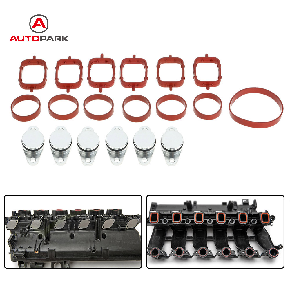 Automobiles & Motorcycles 4pcs 22mm Diesel Swirl Flap Blanks Replacement Bungs For Bmw 320d 330d 520d 525d 530d High Quality Aluminum Material Cyl. Head & Valve Cover Gasket