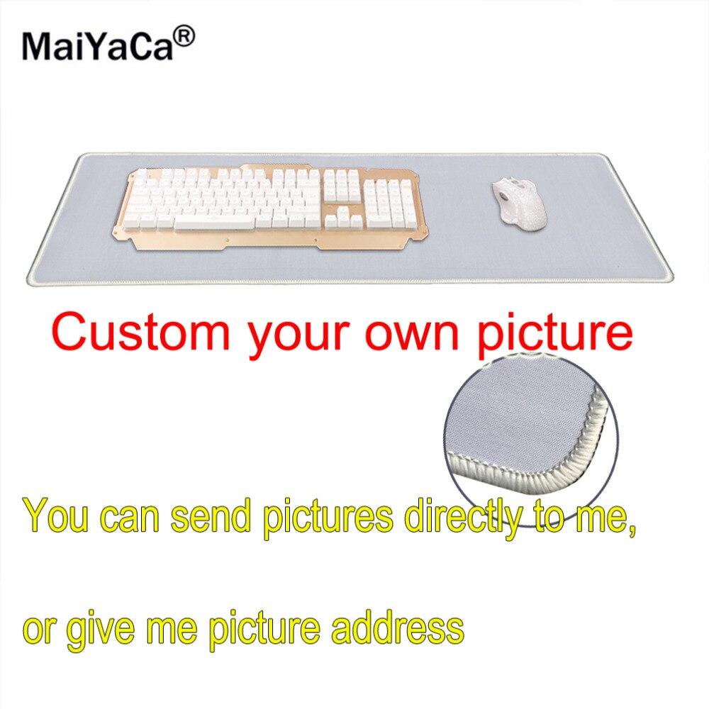 Super Grande Negócio Personalizado Diy Sua Imagem Legal Foto Impressa Gamer Gaming Retângulo Tapete De Borracha Do Mouse Pad PC Computador