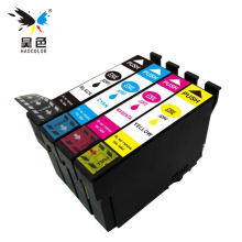 4 pcs 29 XL T29XL T2991-T2994 EUR Ink Cartridges Compatible for Epson Expression Home XP-235 XP-245 XP-247 XP-332 XP-335 XP-342 lee cooper lc06301 430