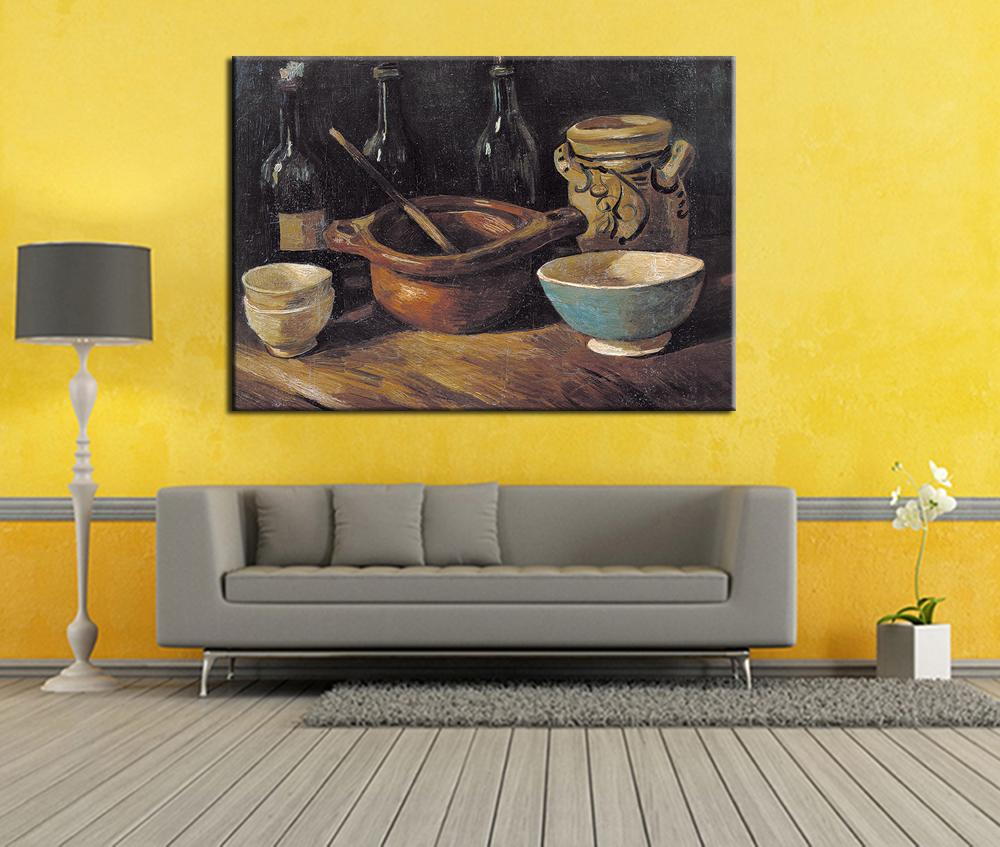 Famous Artwork Paintings Vincent Van Gogh Painting Hand Made ...