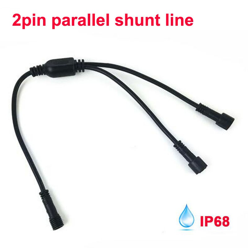 2PIN-T-type-IP67-Waterproof-Extension-Cable-Connect-Wire-Power-Cord-for-Single-Color-LED-Light