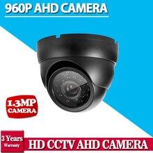 Indoor Outdoor Waterproof CCTV Surveillance Dome Camera Varifocal 3.6mm AHD 2500TVL 1/3″ Sony CMOS 1.3MP 960P HD IR Night Vision