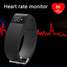 TW64 upgraded Bluetooth Smart Wristband Heart Rate Pulse Measure watch Sport Health Sleep Monitor Fitness Tracker PK Mi Band 2
