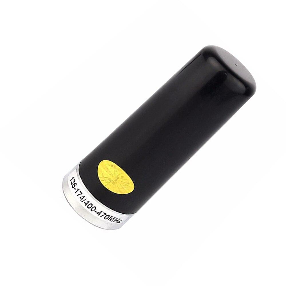 Talkie walkie accessoires antenne HH-N2RS 9 CM manuel Bande VHF/UHF Mobile/Véhicule Radio MINI Antenne Aérienne pour voiture radio KT-8900