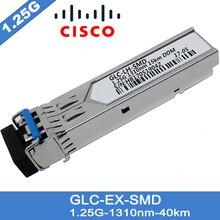 ขายส่งใหม่ 10 ชิ้น/ล็อตสำหรับ Cisco GLC LH SMD โมดูล SFP, 1000Base LX/LH 1.25G 1310nm SMF DDM 15 km Duplex LC