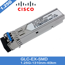 Groothandel Nieuwe 10 stks/partij Voor Cisco GLC LH SMD SFP Module, 1000Base LX/LH, 1.25G 1310nm SMF DDM 15 km Duplex LC Connector